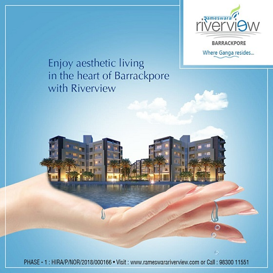 Riverside Flats in Barrackpore