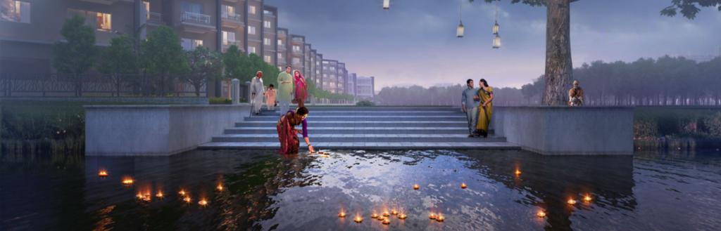 Riverside Apartments in Kolkata